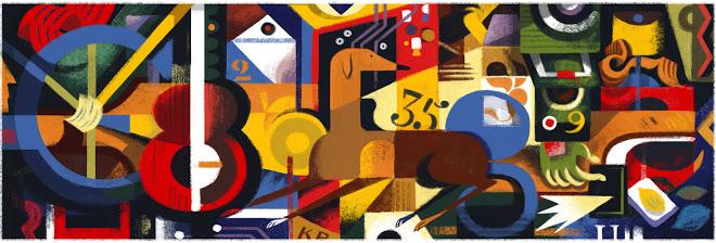 Google doodle - Amadeu de Souza-Cardoso